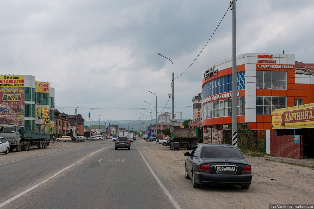 Безумный Кавказ: Дорога ярости
