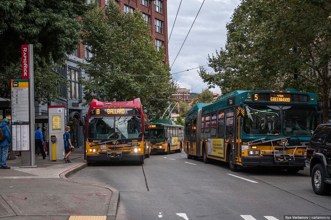 Как пересадить народ с иглы автомобилизма на троллейбусы: 5 шагов