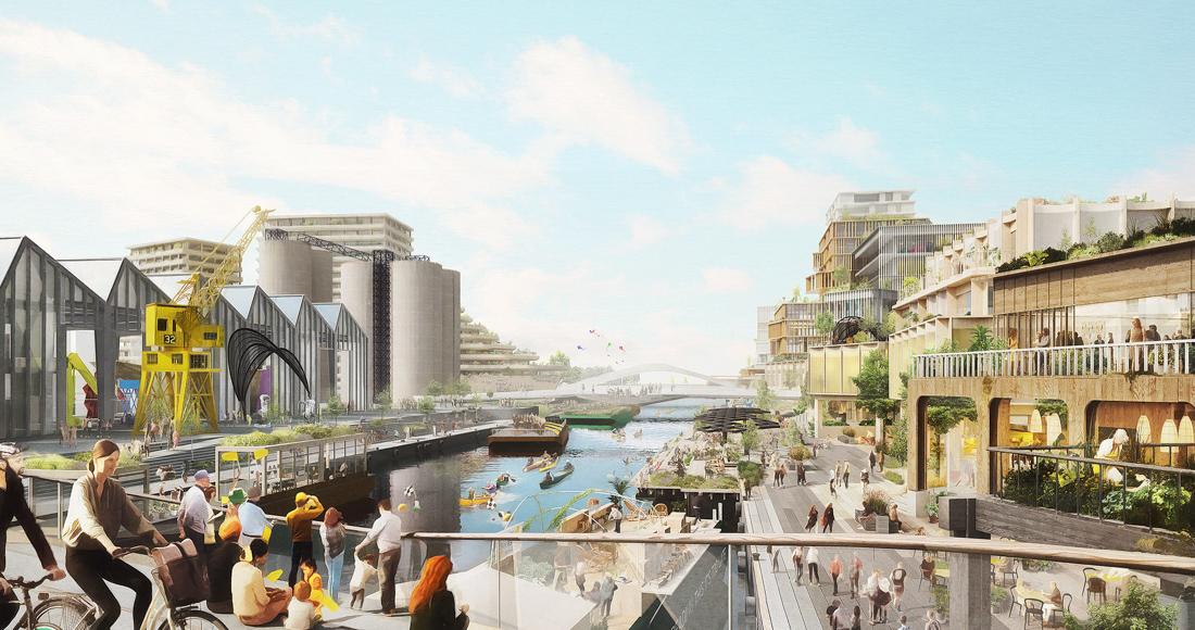 Город будущего от Google (ну почти)