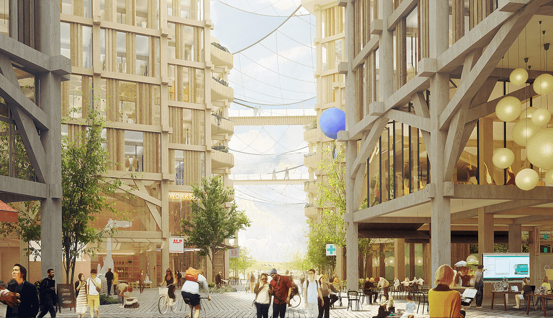 Город будущего от Google (ну почти) будет, будут, Торонто, будущего, Sidewalk, обещают, например, собираются, набережную, полностью, развития, только, всего, район, человек, компания, инноваций, острова, части, нового