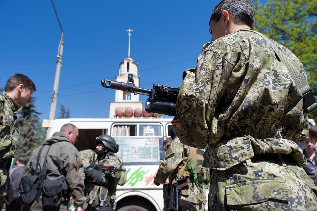 Пять лет назад Стрелков захватил Славянск