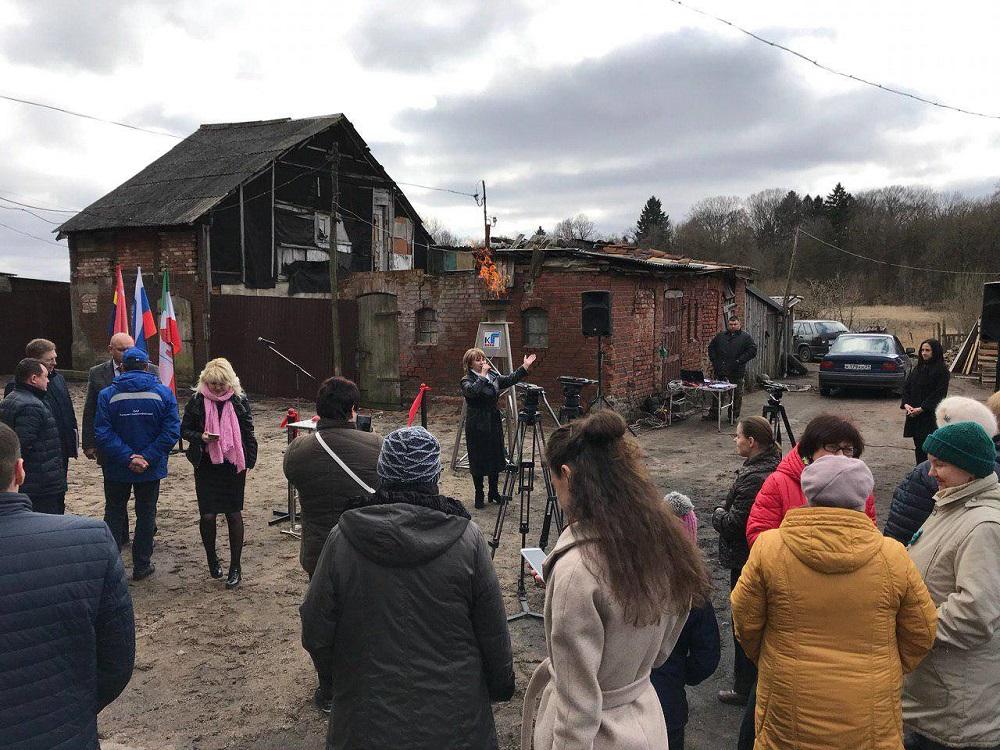 Ударными темпами идёт восстановление Калининградской области