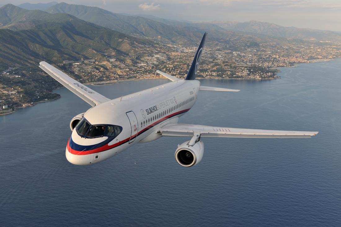 """SSJ-100 от """"Сухого"""": что это за птица и как она летает?"""