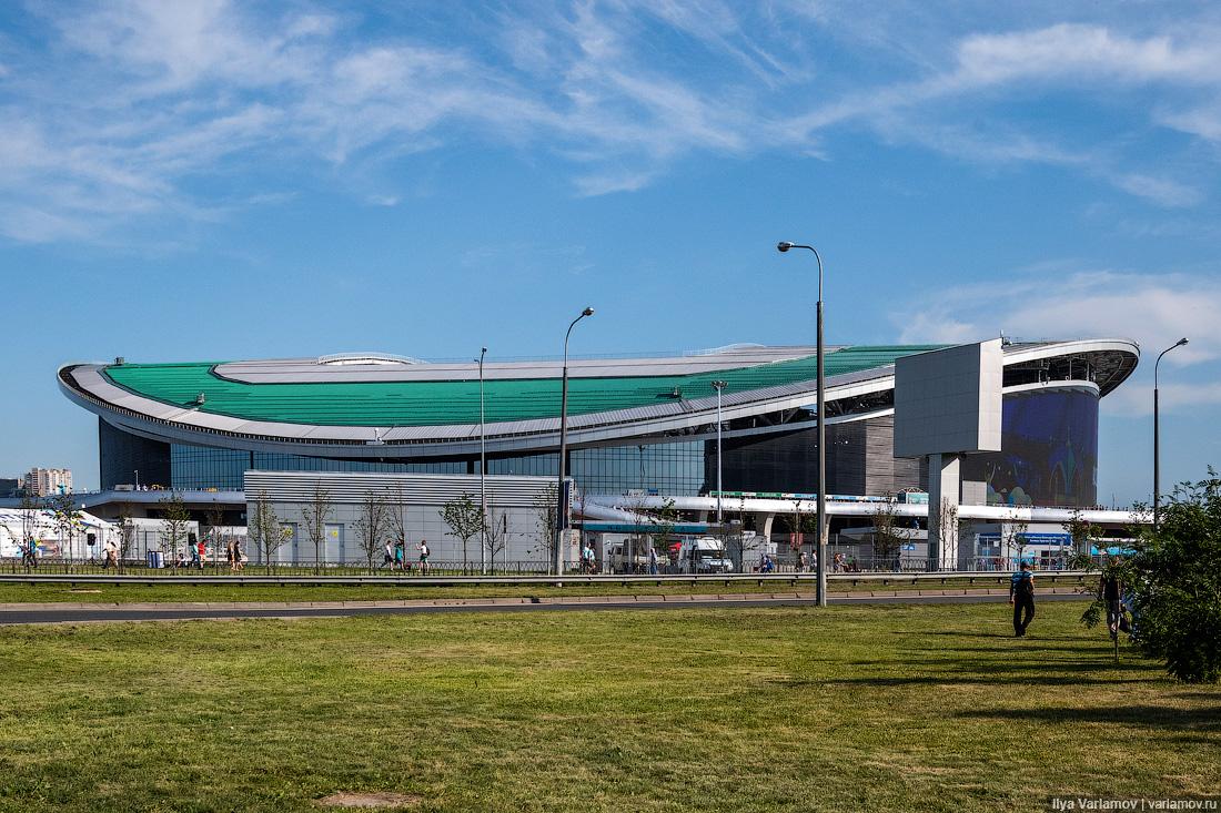 Никто не придёт: одноразовые стадионы ЧМ