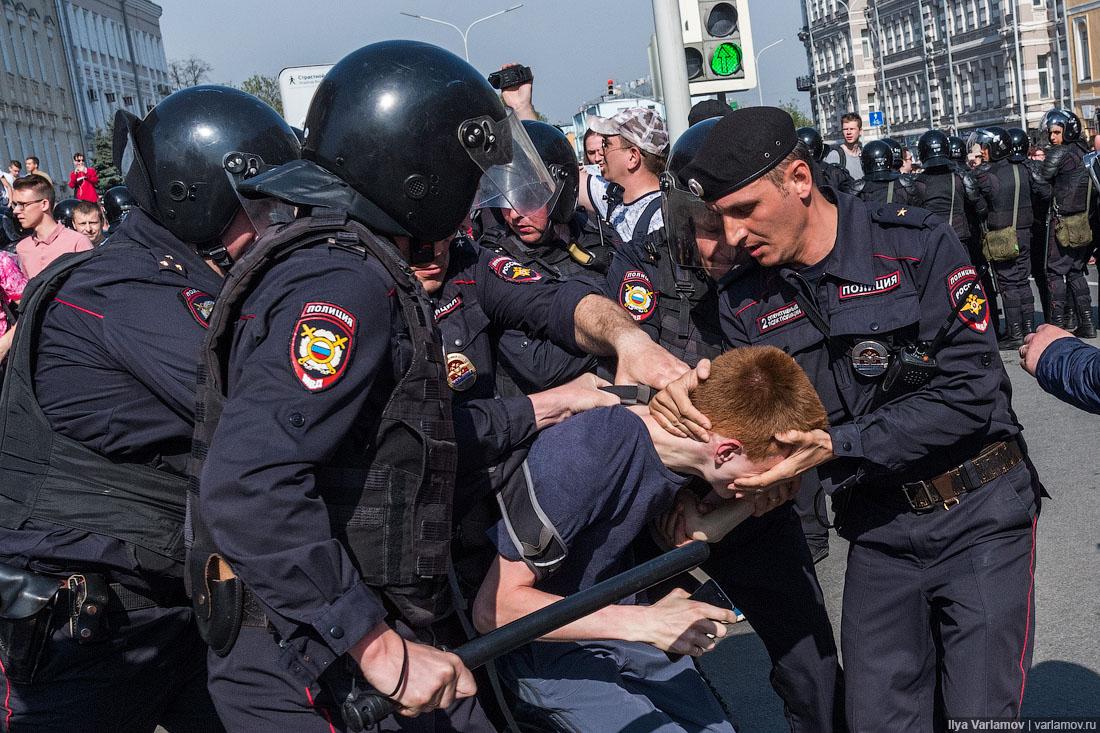 Живёшь в России – будь готов к пыткам
