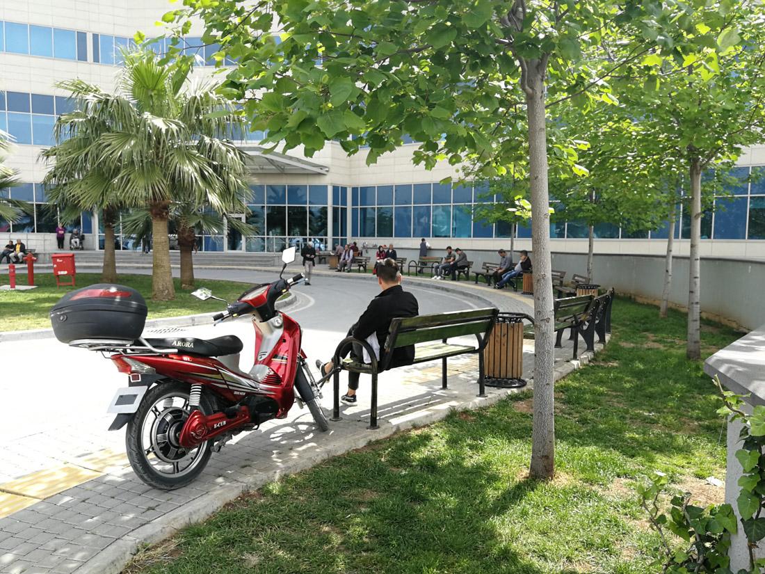 Как выглядит современная больница в Турции