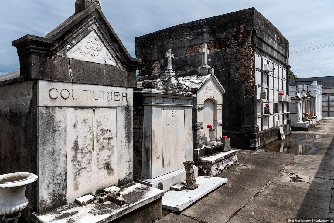 Новый Орлеан: могилы, джаз и криворукое благоустройство Новый, Орлеан, просто, Нового, Орлеана, Орлеане, Новом, СенЛуи, кладбище, можно, только, Кстати, много, после, которые, города, кладбища, могилу, могиле, людей