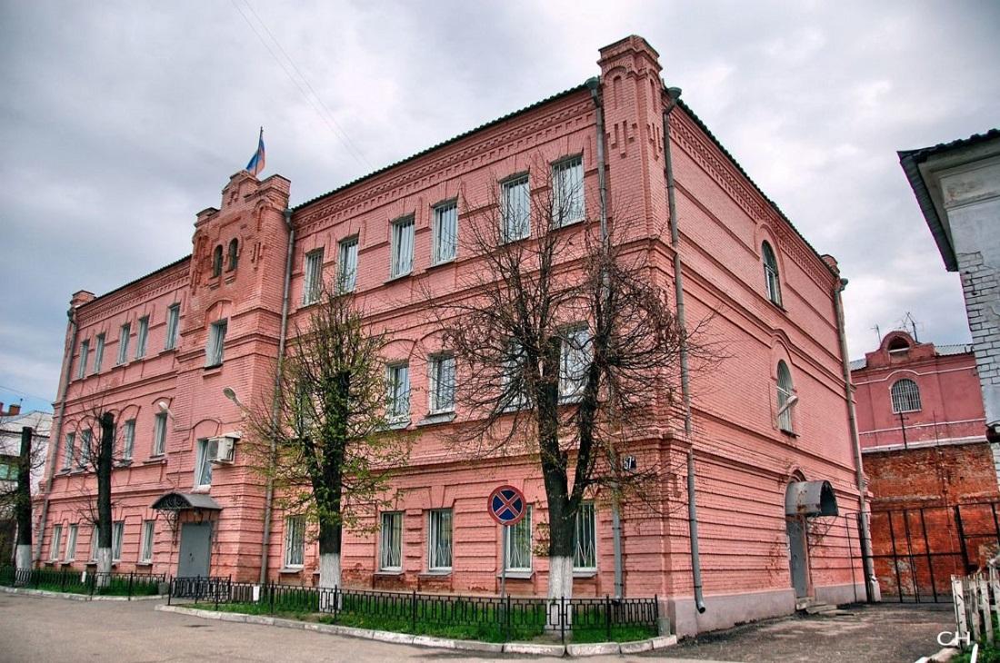 Владимирский централ, сайдинг северный