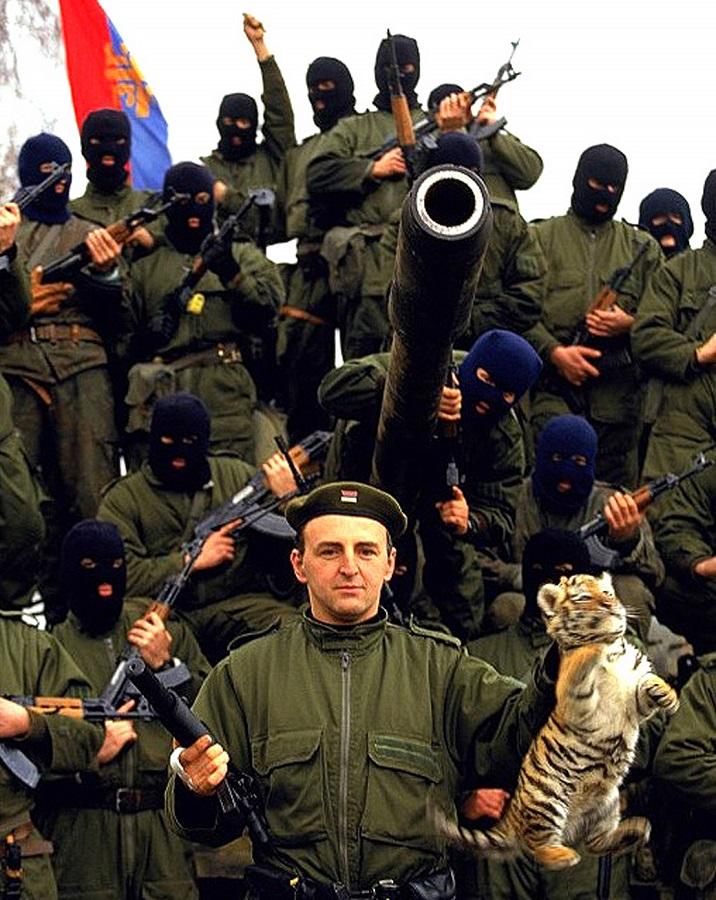 20 лет назад начали бомбить Белград