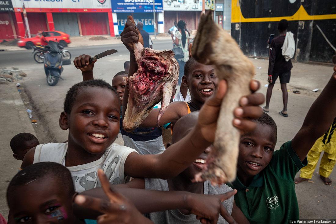 Кот-д'Ивуар: в Африке тоже есть свой Нью-Йорк
