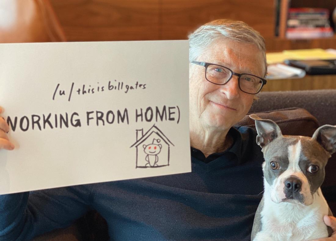 Билл Гейтс рассказал, как победить коронавирус