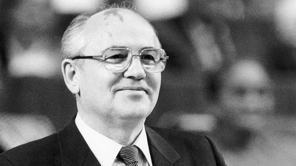 Во всём виноват Горбачёв