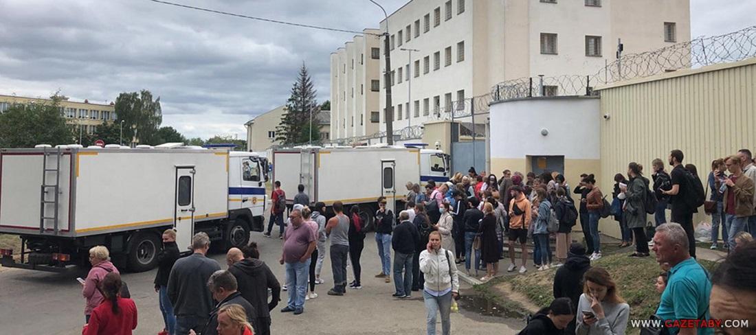 Как белорусские гестаповцы пытают задержанных