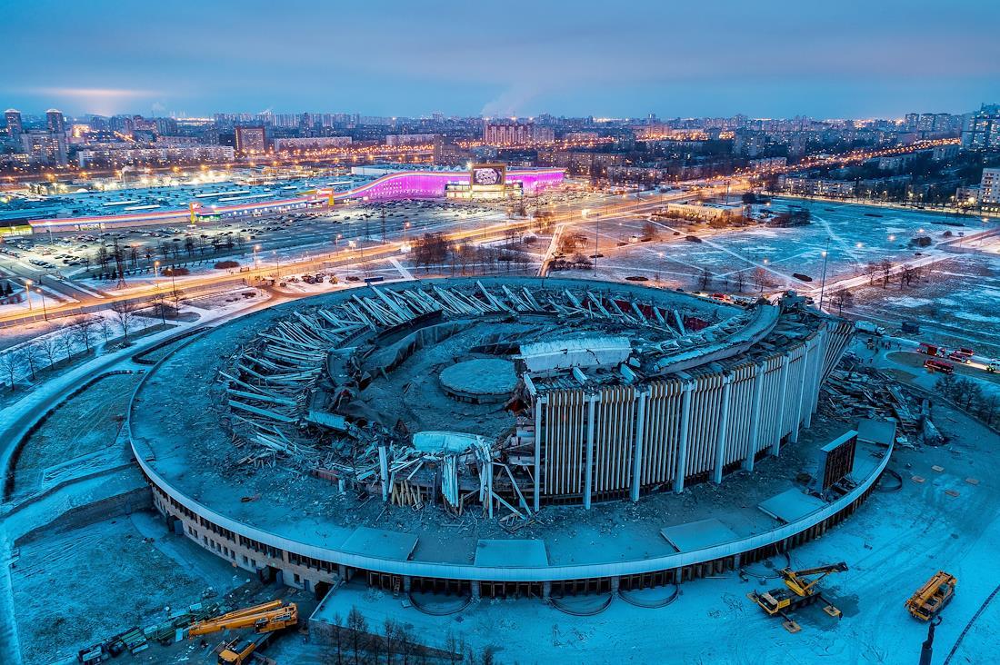 10 архитектурных утрат России за 2020 год