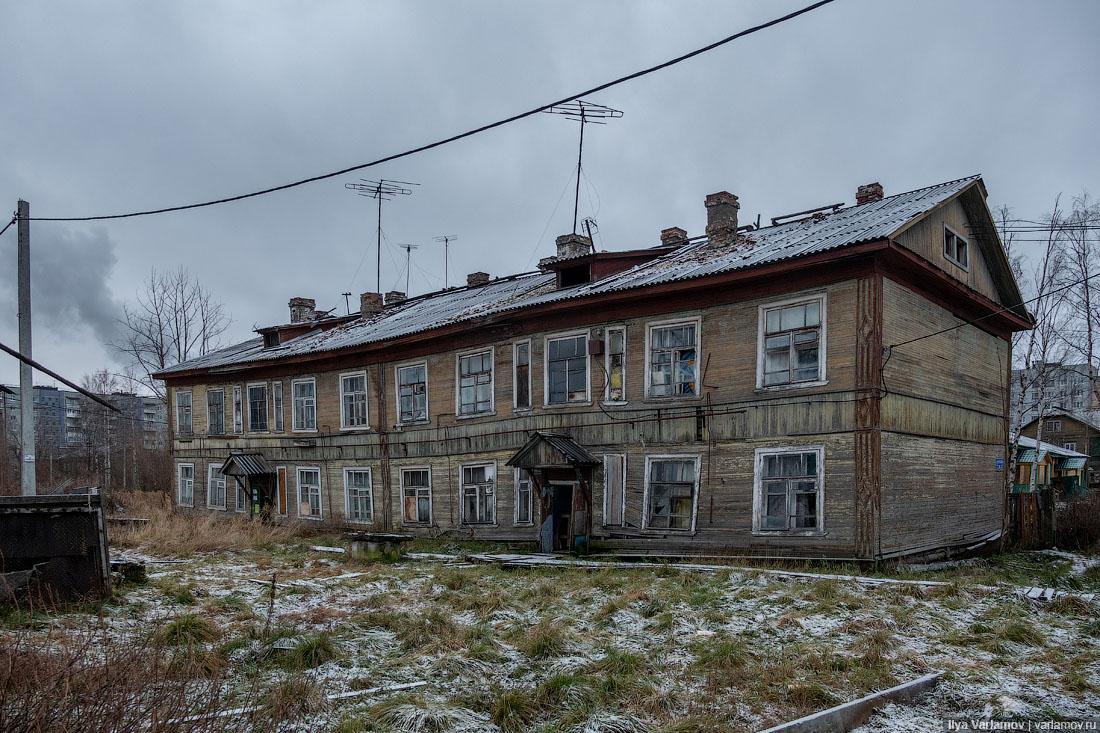 В Архангельске – жопа, во всём виноват Варламов