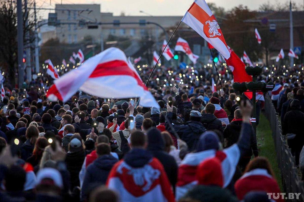 Почему уход Лукашенко не остановит массовые протесты в Белоруссии