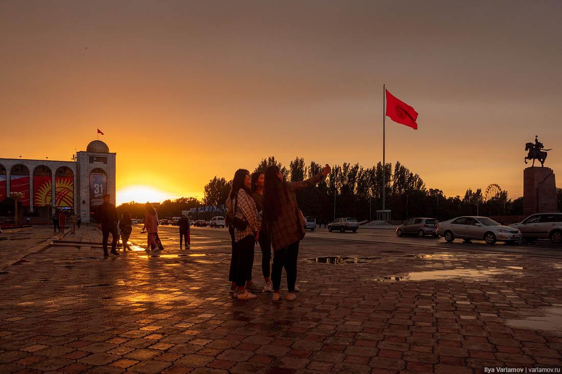 Бишкек: чудесные люди в ужасном городе