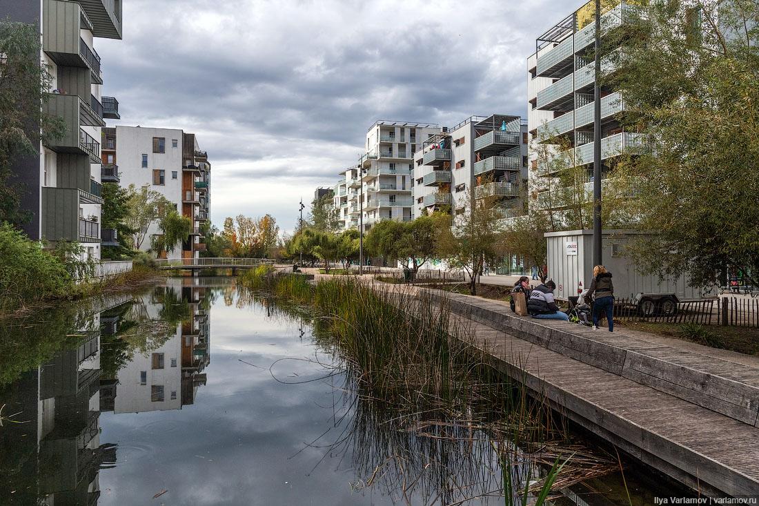 Новые районы Бордо: хотели бы так жить?