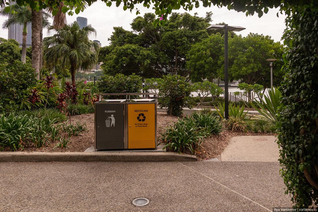 Как Брисбен превращается в идеальный эко-город