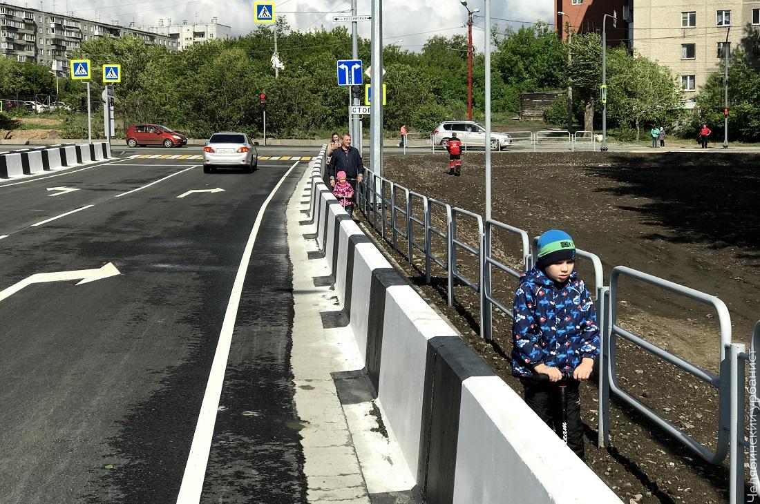 Пешеходы Челябинска должны страдать