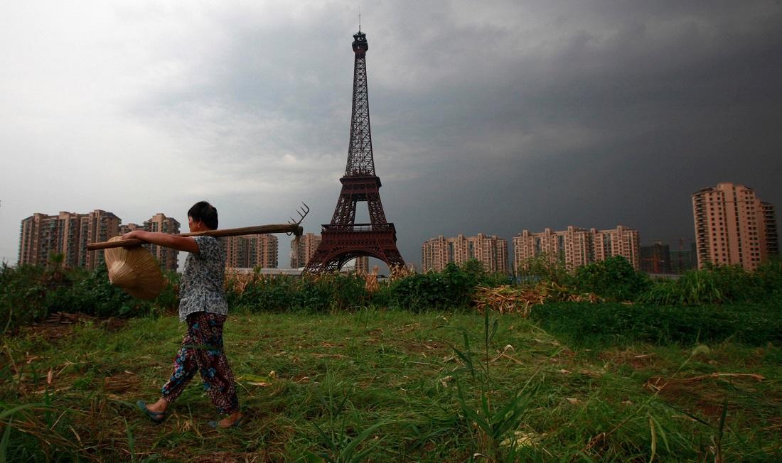 Китайцы перестанут воровать достопримечательности?