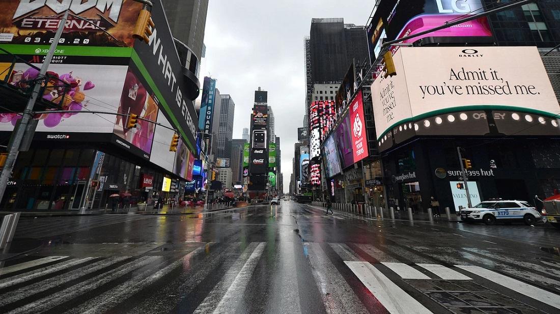 Жесть в Нью-Йорке