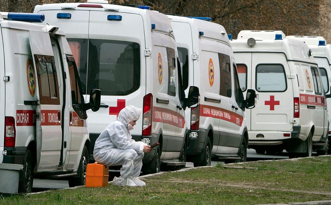Как коронавирус захватывает регионы России