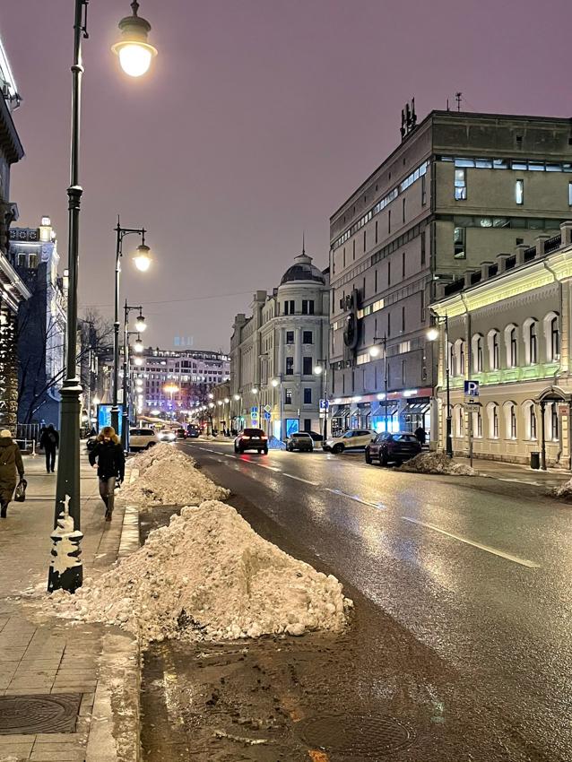 Московская зима vs Зима здорового человека
