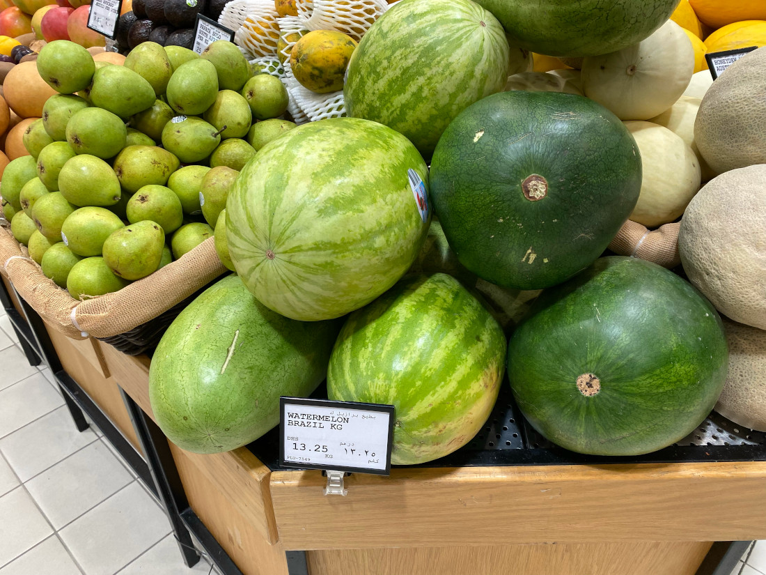 Сколько стоят продукты в Арабских Эмиратах? Зашел в супермаркет Дубая и охренел