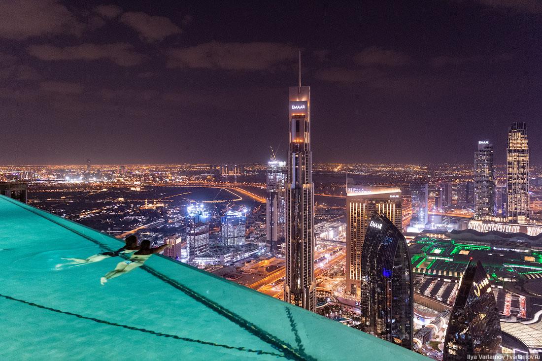 Дубай: чем арабы заманивают европейцев