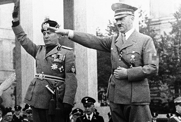 Россия идёт по пути Муссолини?