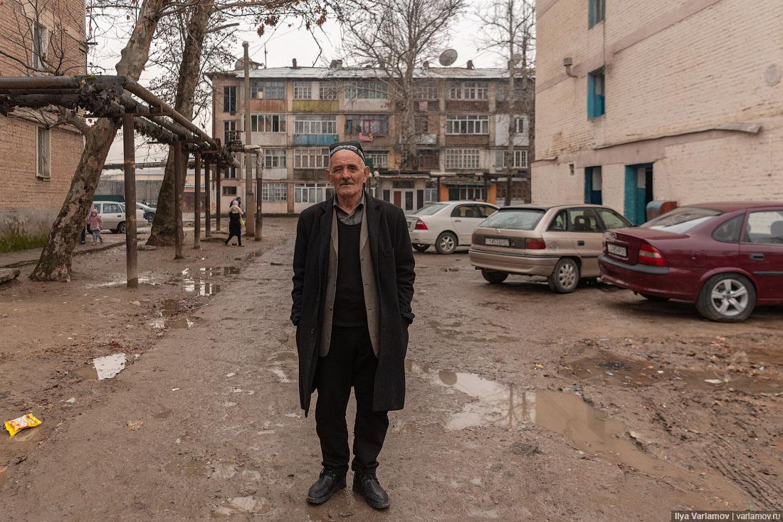 Душанбе: во что мигранты превратили свой дом