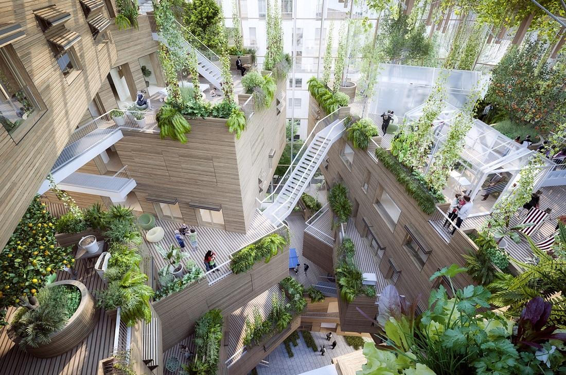По-настоящему зеленая архитектура будущего
