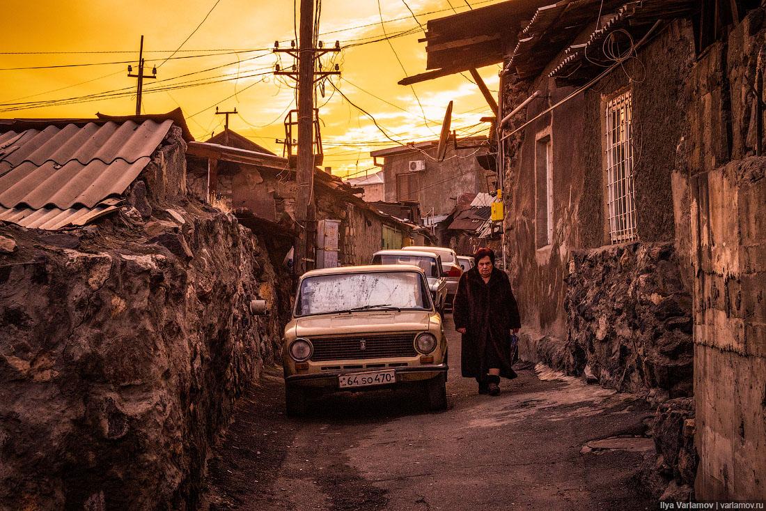 Ереван, который никто не любит