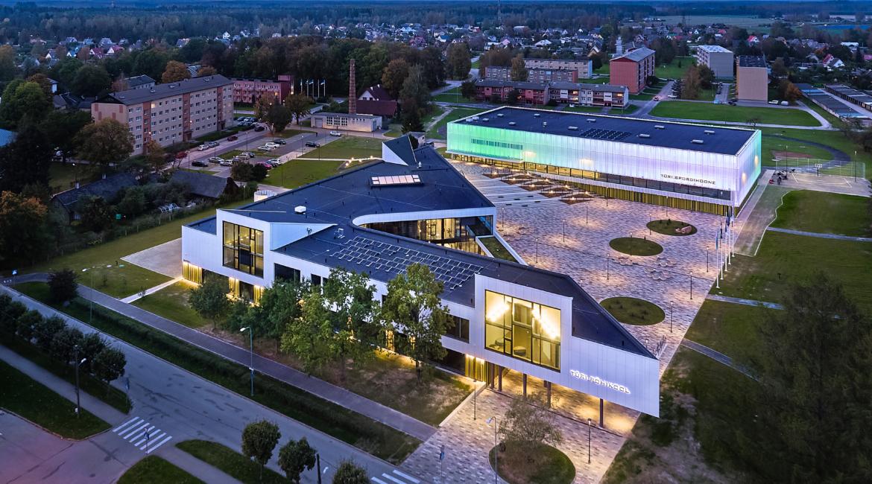 Эстонская школа в городе с населением 5 тысяч человек