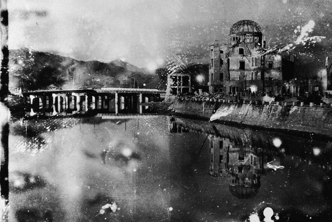 Эпицентр ядерного взрыва глазами фотографа