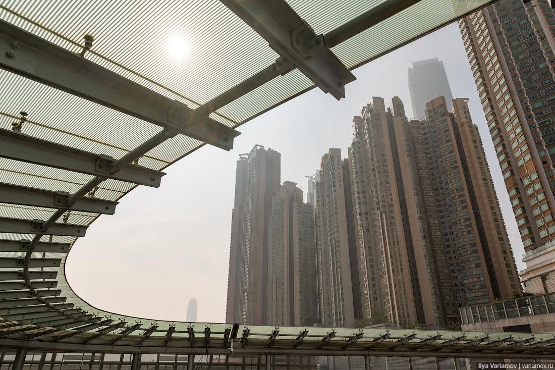 Гонконг: самый большой железнодорожный вокзал в мире