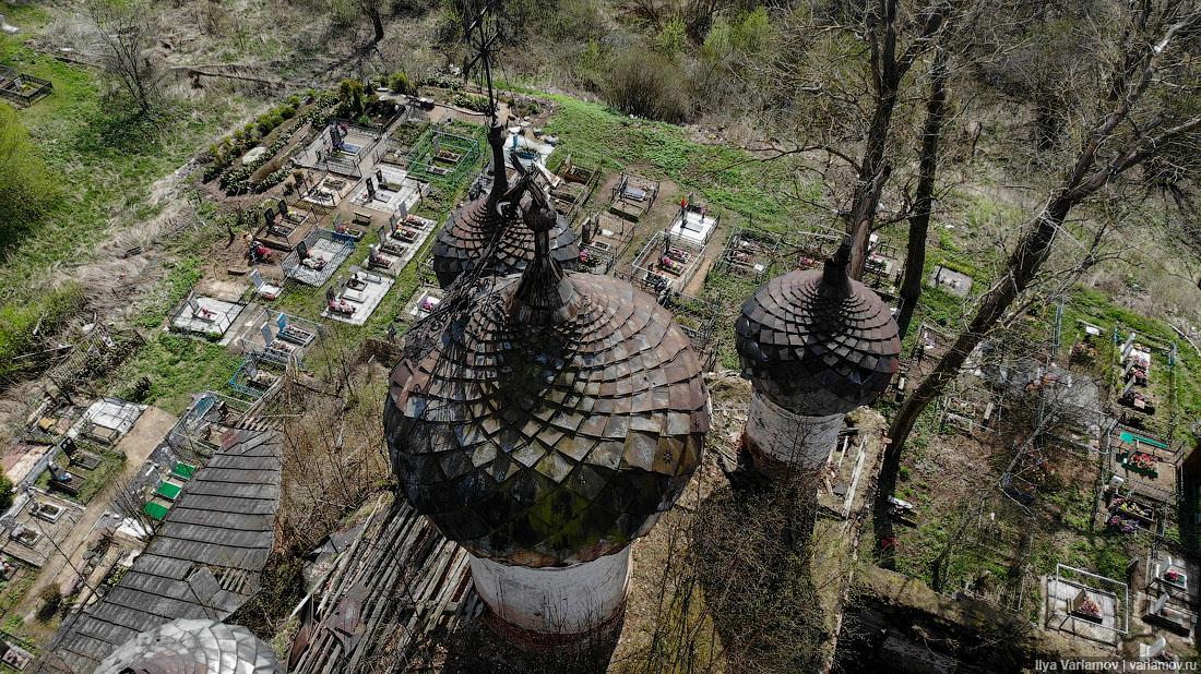 Кому нужны эти храмы?