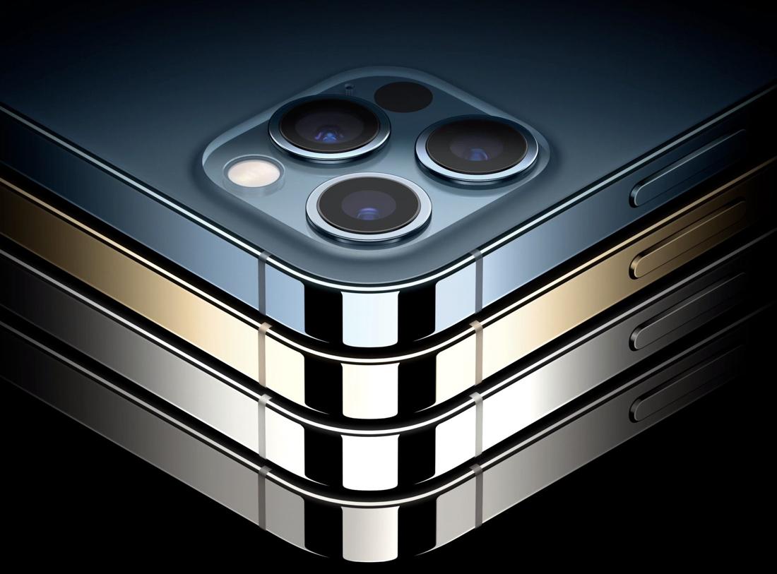 Тест iPhone 12 Pro Max
