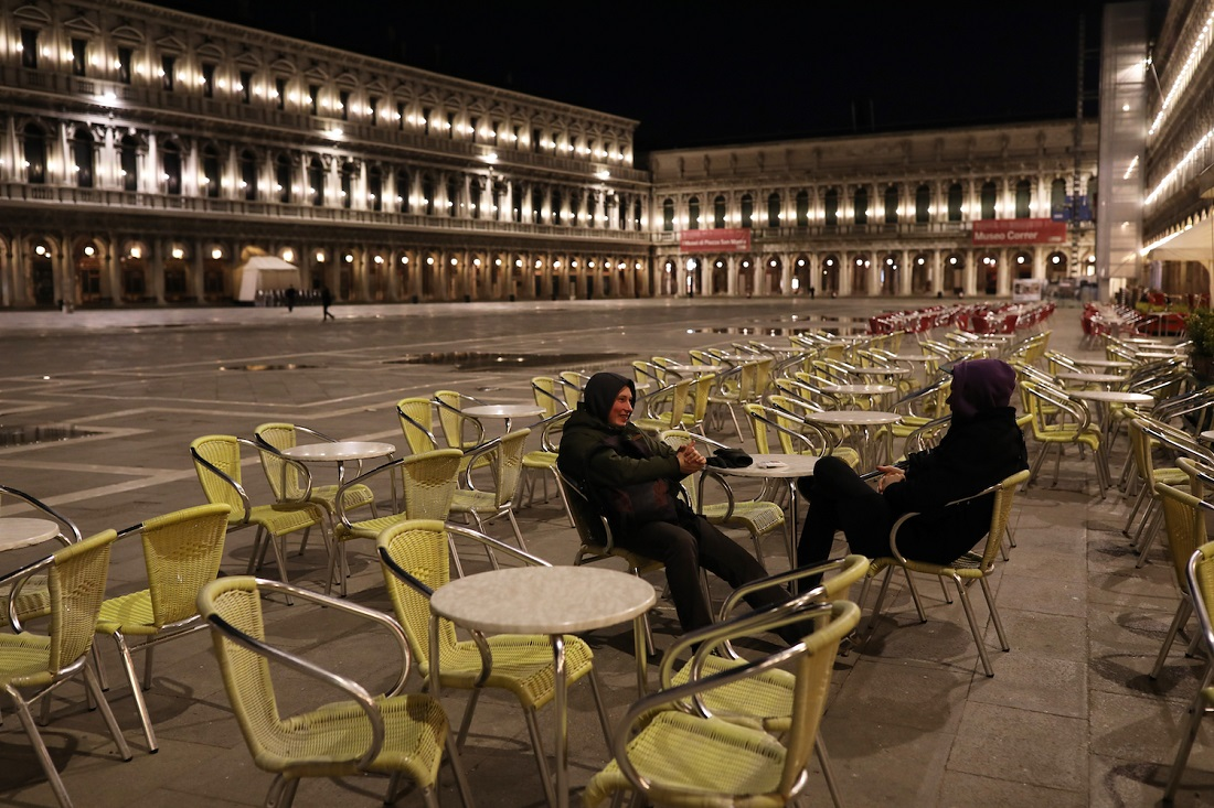 Как начиналась пандемия COVID-19 в Италии