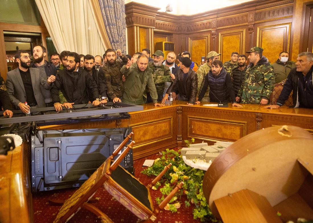 Война в Карабахе наконец закончится?