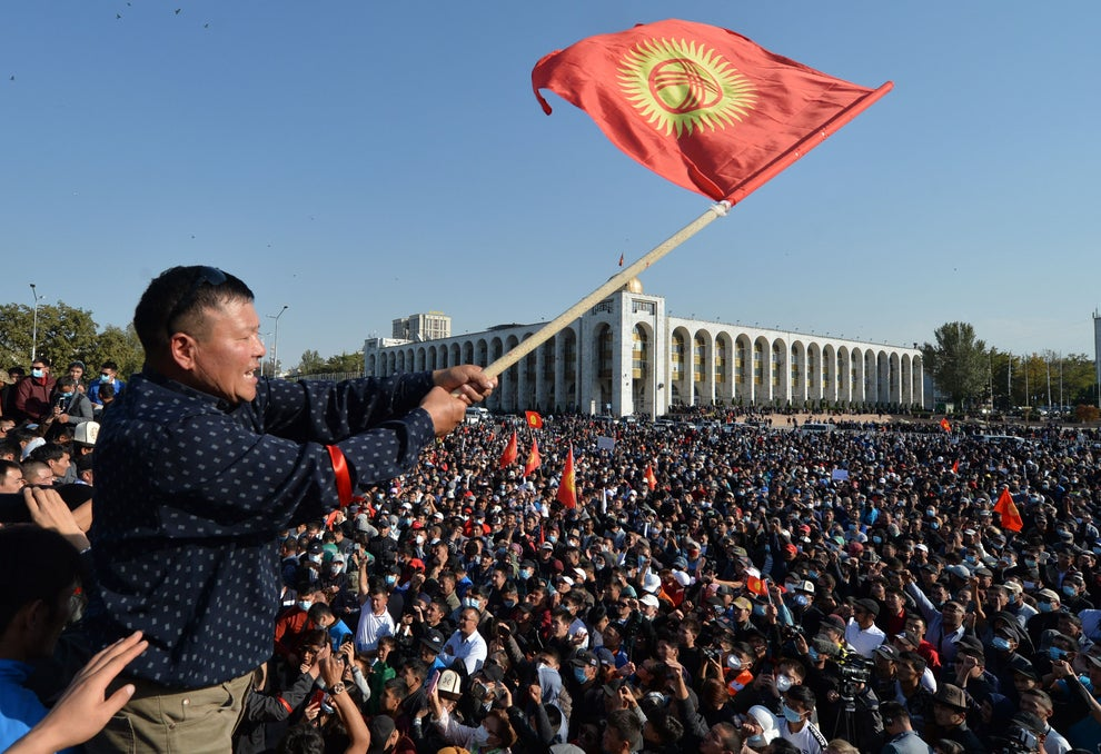 Революция за один день: может ли Киргизия стать примером для Белоруссии?