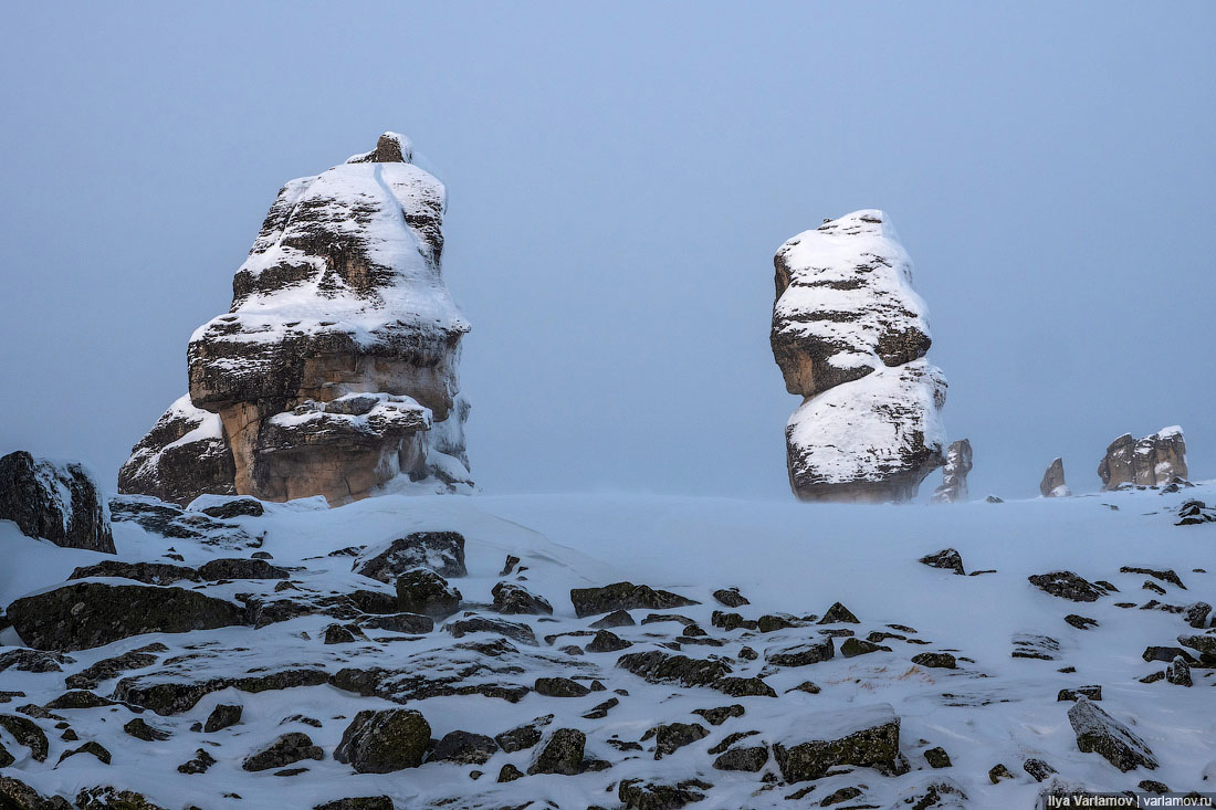 Посмотри, как прекрасна Якутия. Горы Кисилях
