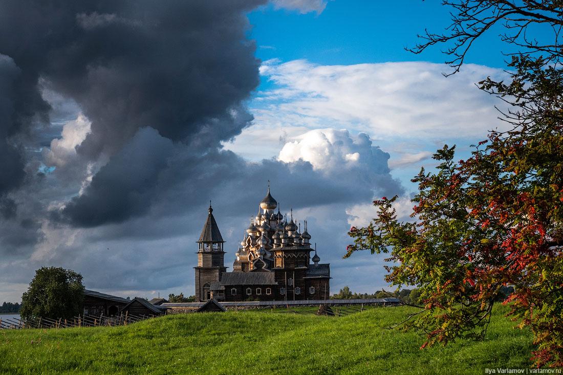 Одно из самых красивых мест в России