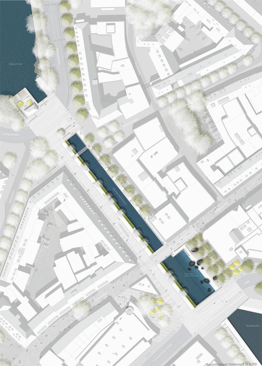 Канал вместо шоссе: хотели бы такое в центре своего города?