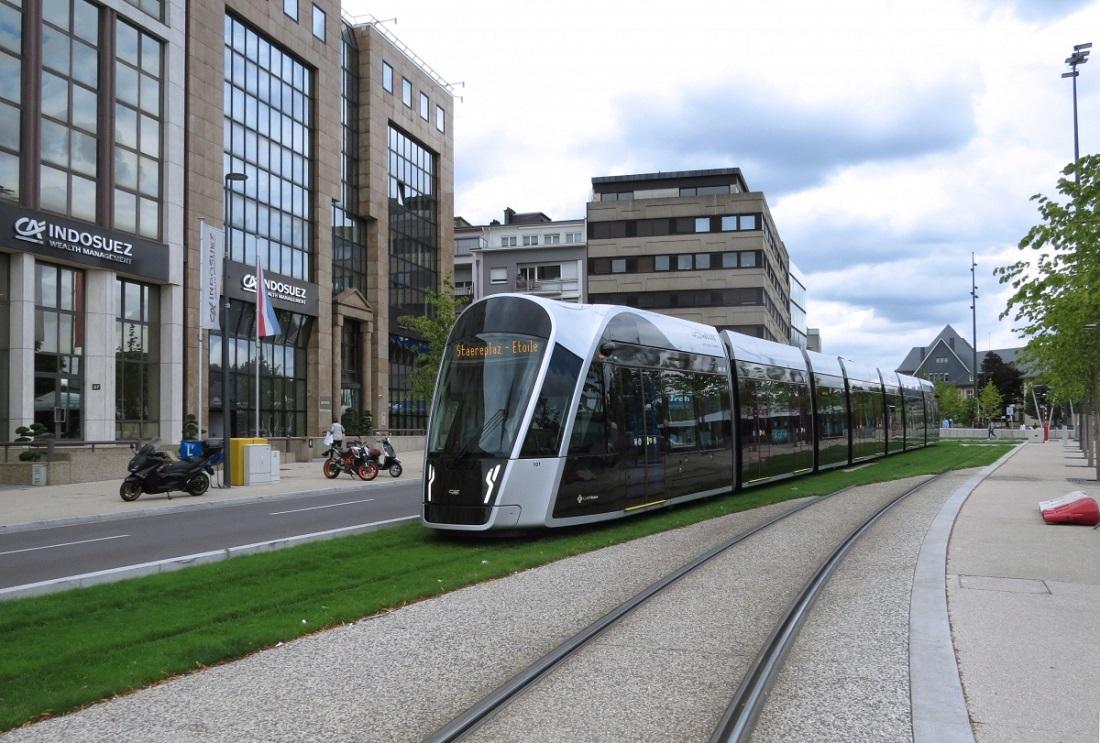 В Люксембурге общественный транспорт сделали бесплатным. А вам слабо?