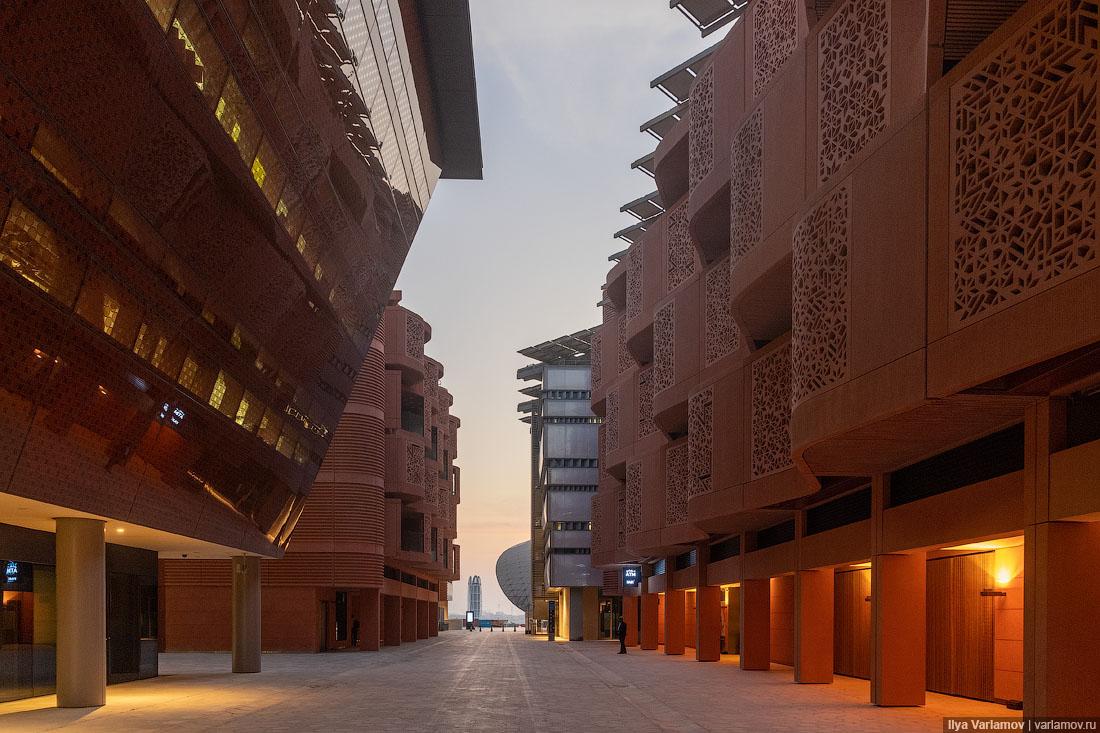 Как арабы видят будущее: Сколково в пустыне