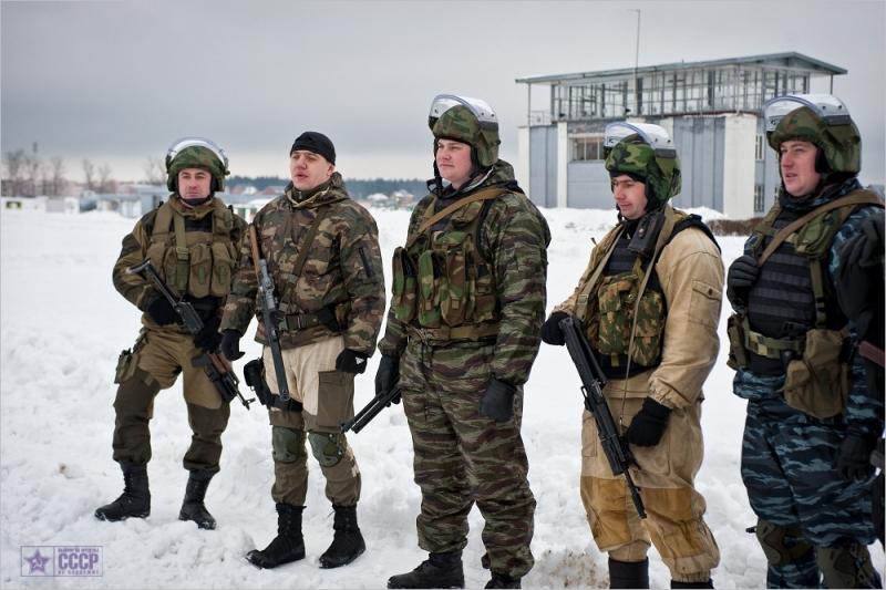 Белорусским бойцам ОМОНа отрезали головы