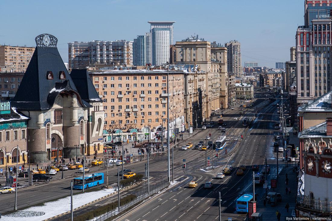 Как похорошела Москва при коронавирусе