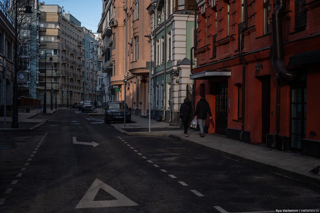 В Москве что-то затевается...